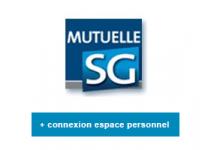 Mutuelle SG - Connexion espace personnel