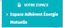 espace personnel energie mutuelle