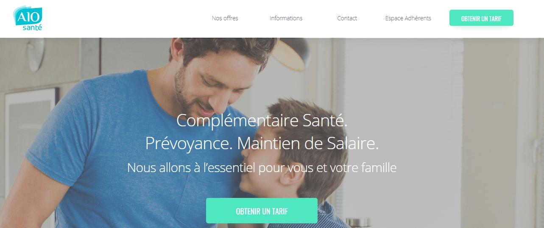 site aiosante.fr