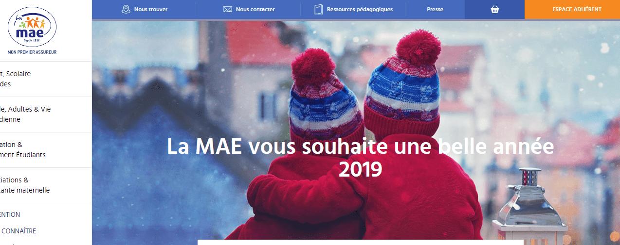 mae.fr mutuelle