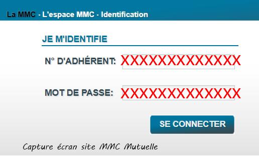acces compte mmc mutuelle